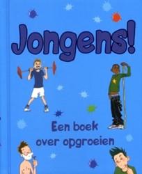 JONGENS! EEN BOEK OVER OPGROEIEN -ADP