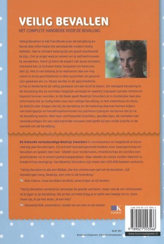 Veilig bevallen -het complete handboek voor de bevalling Smulders, Beatrijs-2