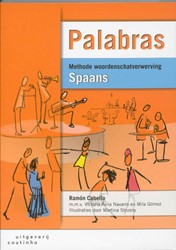 Palabras -methode woordenschatverwerving Spaans Cabello, Ramon