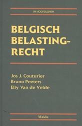 Belgisch Belastingrecht in Hoofdlijnen Couturier, Jos J.
