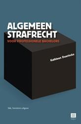 Algemeen strafrecht voor professionele b -3de, herziene uitgave Duerinckx, Kathleen