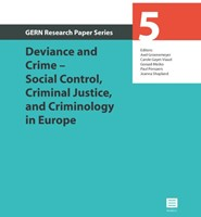 Deviance and Crime - Social Control, Cri Groenemeyer, Axel
