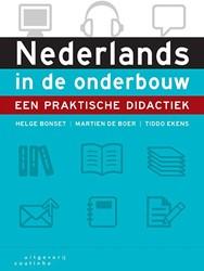 Nederlands in de onderbouw -een praktische didactiek Bonset, Helge