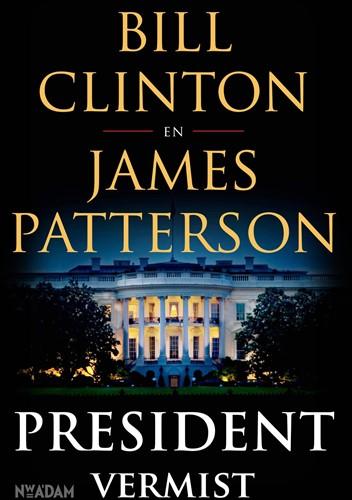 President vermist Clinton, Bill-1