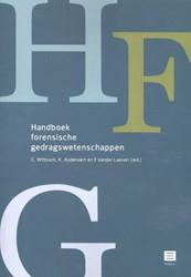 Handboek forensische gedragswetenschappe Wittouck, Ciska