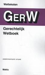 GERECHTELIJK WETBOEK (23e, HERZIENE ED.)