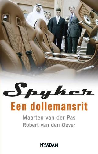 Spyker -een dollemansrit Pas, Maarten van der