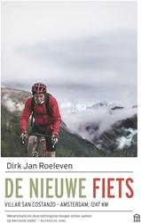 De nieuwe fiets -Villar San Costanzo - Amsterda m, 1247 km Roeleven, Dirk Jan