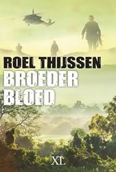 Broederbloed - grote letter uitgave -grote letter uitgave Thijssen, Roel