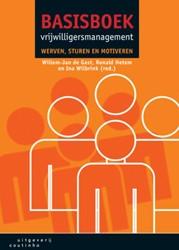 Basisboek vrijwilligersmanagement -werven, sturen en motiveren GAST, W.J. DE