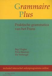 Grammaire Plus -praktische grammatica van het Frans Vlugter, Bep