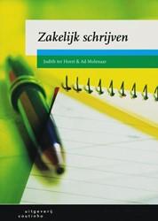 Zakelijk schrijven Horst, J. ter