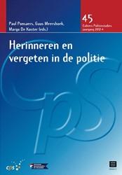 Cahiers Politiestudies (CPS) Herinneren