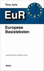 Europese Basisteksten (9e)-Reeks Maklu W Joris, Tony