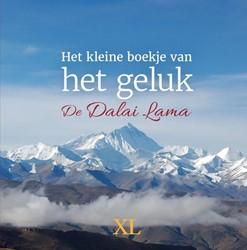 Het kleine boekje van het geluk - grote -grote letter uitgave Dalai Lama