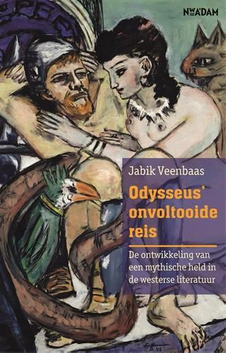 Odysseus' onvoltooide reis -De ontwikkeling van een mythis che held in de westerse litera Veenbaas, Jabik