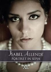 Portret in Sepia - grote letter uitgave -grote letter uitgave Allende, Isabel