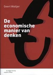 De economische manier van denken Woltjer, Geert