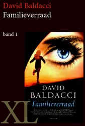 Familieverraad - grote letter uitgave Baldacci, David