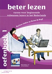 Beter lezen -cursus voor beginnende volwass en lezers in het Nederlands Gathier, Marilene