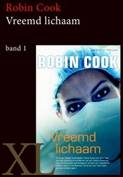 Vreemd lichaam - grote letter uitgave Cook, Robin