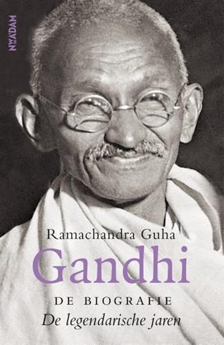Gandhi - De legendarische jaren -De biografie Guha, Ramachandra
