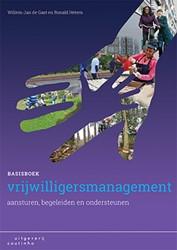 Basisboek vrijwilligersmanagement -Aansturen, begeleiden en onder steunen Gast, Willem-Jan de