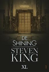 De Shining (in 2 Banden) - grote letter -grote letter uitgave King, Steven