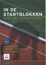 In de startblokken -Nederlands voor Duitstaligen Boer, Berna de