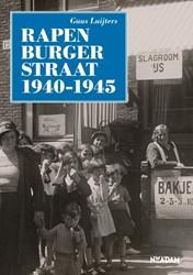 Rapenburgerstraat 1940-1945 Luijters, Guus