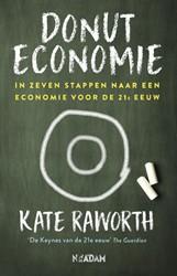 Donuteconomie -In zeven stappen naar een econ omie voor de 21e eeuw Raworth, Kate