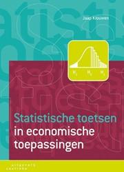 Statistische toetsen in economische toep Klouwen, Jaap