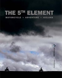 5TH ELEMENT -motorcycle - Adventure - Icela nd