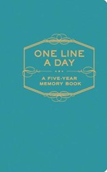*One Line a Day -A Five-year Memory Book CHRONICLE