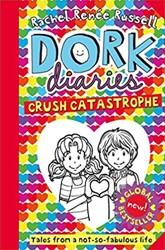 DORK DIARIES (12): CRUSH CATASTROPHE RACHEL RENEE RUSSEL