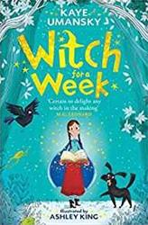 Witch for a Week Umansky, Kaye