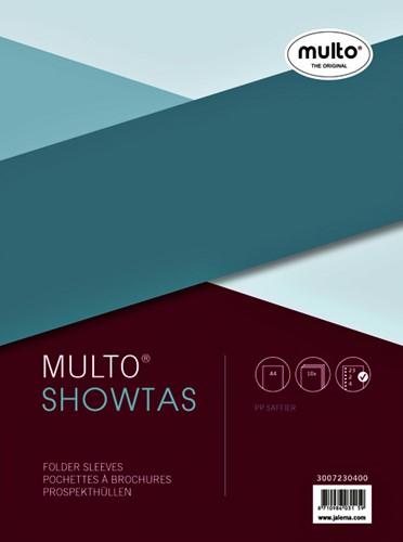 SHOWTAS MULTO A4 23R PP 0.08MM NERF -SHOWTASSEN 3007230400 Showtassen