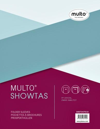 SHOWTAS MULTO A5 17R PP 0.14MM GLAD -SHOWTASSEN 3007347010 Showtas multo a5 17r pp 0.14mm glad