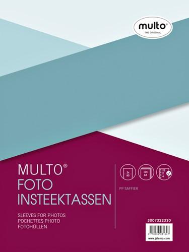 FOTOTAS MULTO A4 23R PP 0.12MM NERF -SHOWTASSEN 3007322330 2VAKS A5