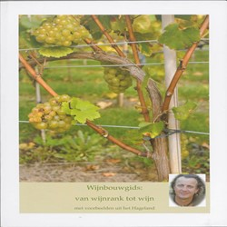 Wijnbouwgids: Van wijnrank tot wijn -met voorbeelden uit het Hagela nd