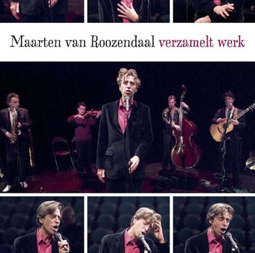 Maarten van Roozendaal -verzamelt werk Roozendaal, M. van