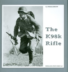 The K98k Rifle Vries, G. de
