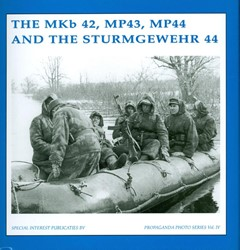 The MKb42, MP43 MP44 and the sturmgewehr Martens, R.J.
