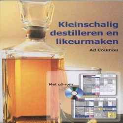 Kleinschalig destilleren en likeurmaken Coumou, Ad
