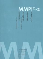 MMPI-2 Handleiding voor afname en scorin -handleiding voor afname en sco ring Derksen, J.J.L.