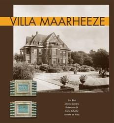 Buitenplaatsen in Wassenaar Villa Maarhe Blok, Eric