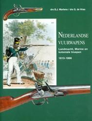 Nederlandse vuurwapens -landmacht, marine en koloniale troepen Martens, B.J.