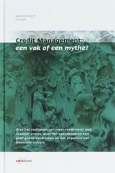 Credit Management -een vak of een mythe? Honig, Raimond