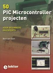 50 PIC MICROCONTROLLER PROJECTEN -VOOR BEGINNERS EN EXPERTS DAM, BERT VAN