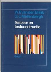 Testleer en testconstructie -9053522395-W-ING BRINK, W. VAN DEN